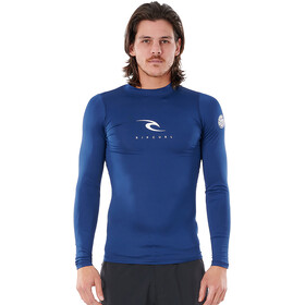 Rip Curl Corps LS UV Shirt Men, azul